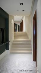 'Royal' hallway