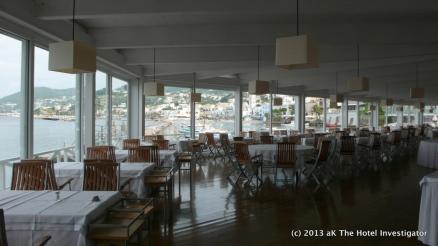 'Sporting' Restaurant