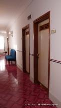 'Sporting' hallway