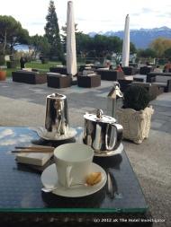 'Lobby Lounge' terrace