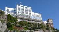 Exterior (seaside) view