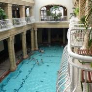 Gellért Baths pool