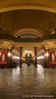 Gellért Baths vestibule